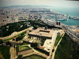 barcelona_montjuic_castle_aerial_view