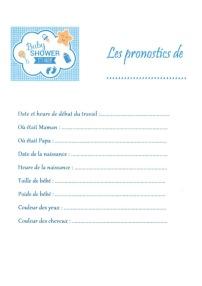 Mes Conseils Pour Organiser Une Baby Shower Diy Et Fiches A