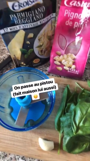 pistou turbo tup Tupperware