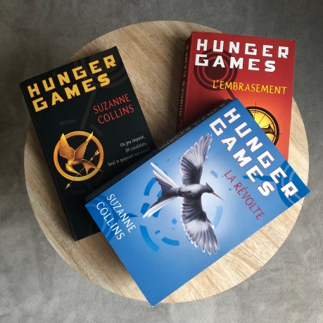 Trilogie Hunger Games