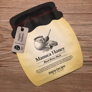 Papa Recipe - Bombee Honey Butter Mask