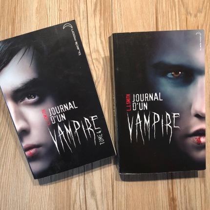 Livres Vampire Diaries