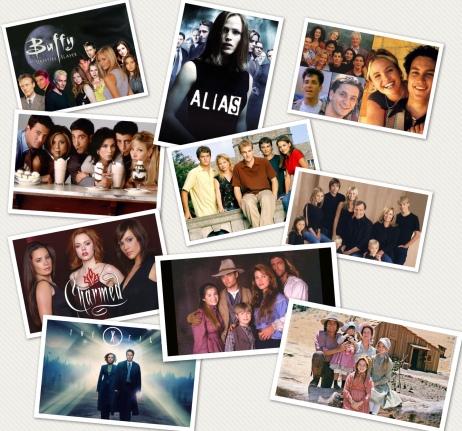 séries tv des années 90