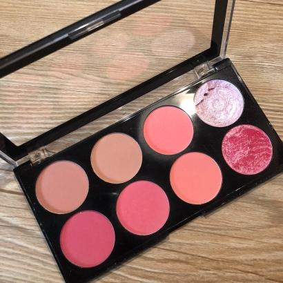Makeup Revolution Sugar & spice palette