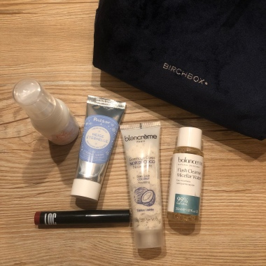 Birchbox décembre 2018 So'MakeUp Blog