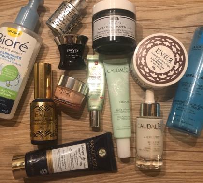 Favoris soins visage 2018 So'MakeUp Blog