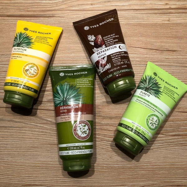 So'MakeuUp Blog Yves Rocher nouvelle gamme cheveux