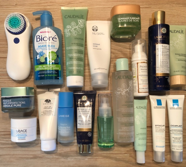 Skincare routine SOS So'MakeUp Blog