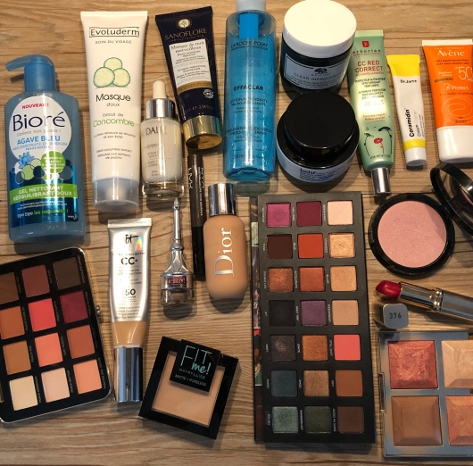 So'MakeUp Blog 20 marques 20 produits